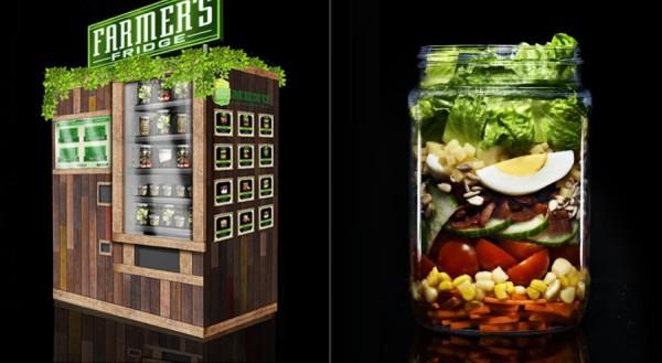 Холодильник фермера (англ. Farmer's Fridge)